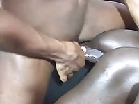 Hot compilation of interracial fucking scenes