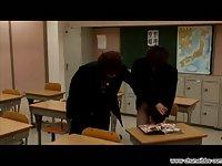 Japanese school boyz