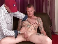 Str8 country boy redneck gets bj from me