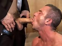 Hot Gay Office Workers Fucking