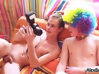 Horny Twinks Ass Wrecking Compilation