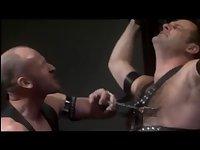 Naughty Guys Bondage Action
