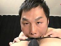 Fetish Asian Couple