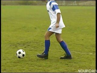 Horny Football Players Ass Fucking