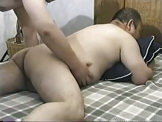 Bear Guys Hot Anal Sex & Cumming