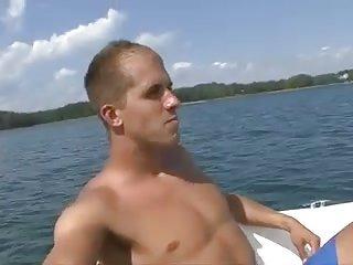 Hot Gay Guys Sucking & Fucking Outdoor