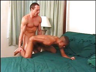 Filthy Gay Guys Bedroom Fuck