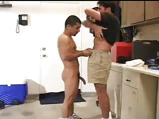 House Boy fucks Daddy