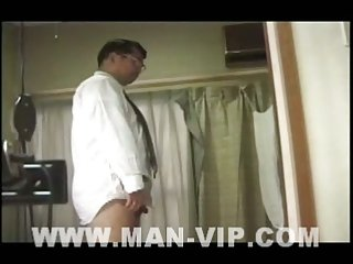 JAPAN gay Asian Twinks Making Out