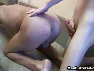Hot Twink Unload His Sperm In Ass