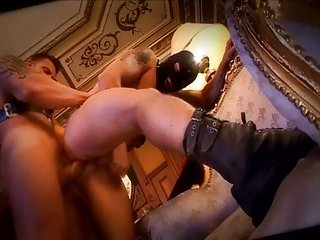 Fetish Guy Gets Ass Sticked On Cock