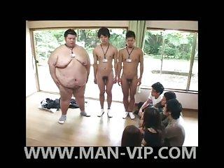 BOY BDSM Master Chains a Gay Slave and Machine Fucking