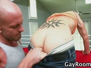 Straight guy amateur gets hot