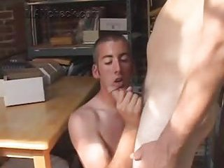 Yummy Guy Gets Ass Rammed By His BF
