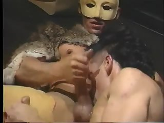 Fetish Gay Guys Making Out