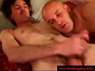 Redneck gaysex mature expecting a facial
