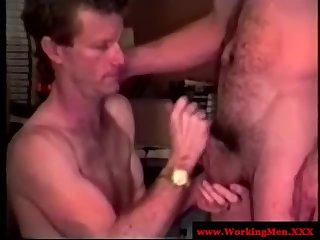 Gaystraight redneck sucking cock